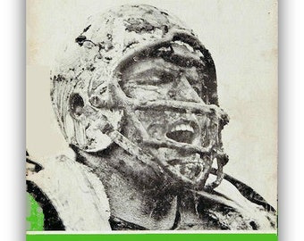 Green Bay Packers 1961 Football Yearbook Poster - FREE Shipping