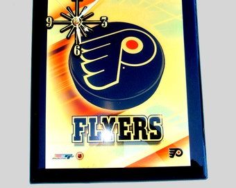 Philadelphia Flyers Wall Clock