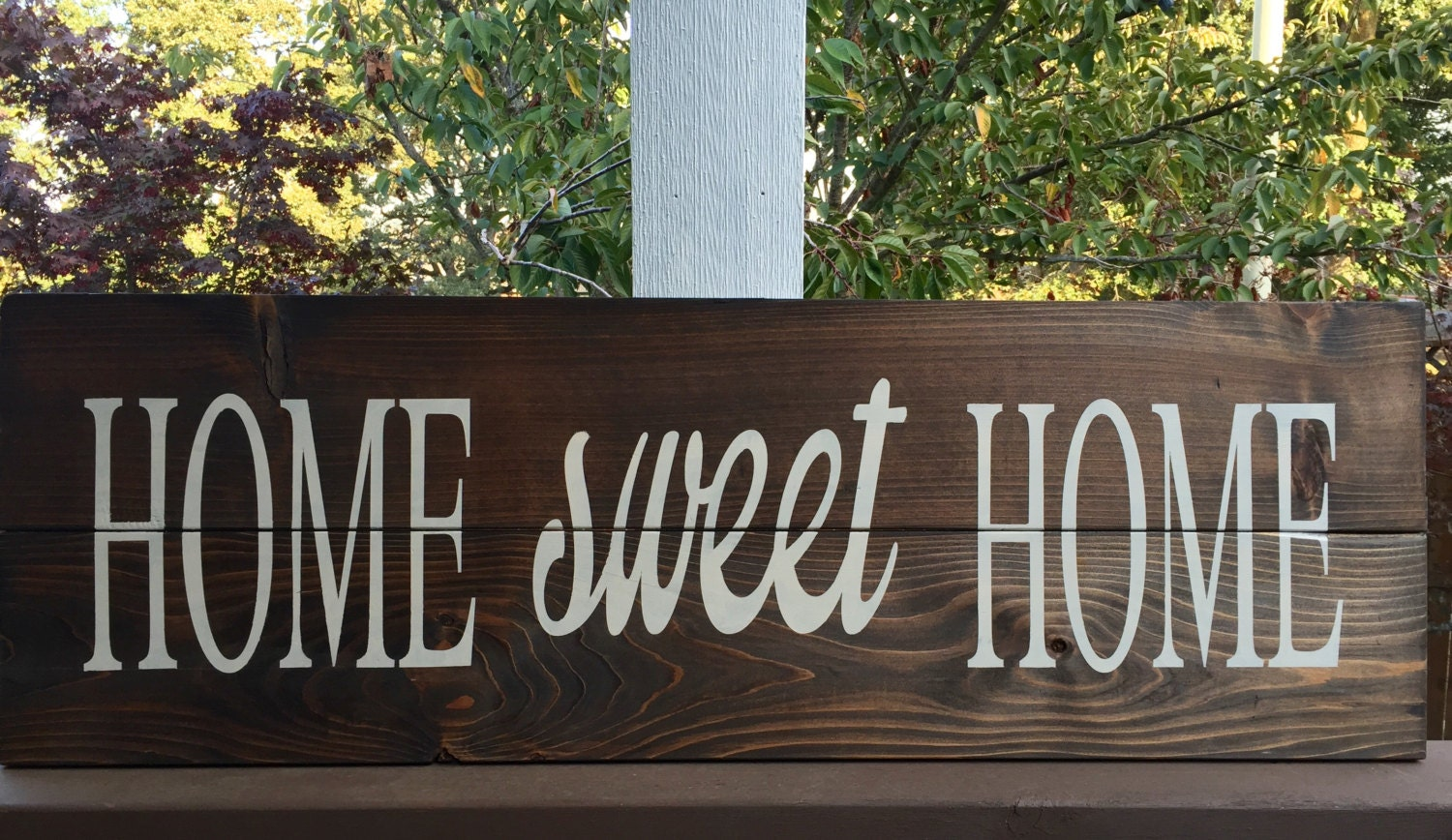 home sweet home interiors home sweet home home decor rustic decor by redroansigns on 18435