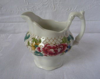 Early 20thc. Booths 'Floradora' Cream Jug