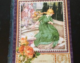 Eerie Tales: Secret Compartment Book (Magical)