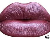 SALE-Summer Fling- Pink Metallic Lipstick