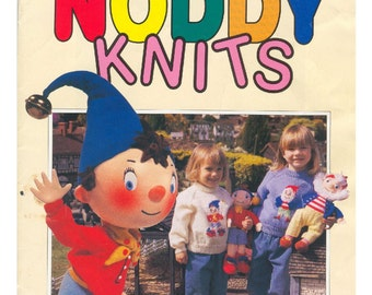 Noddy and Friends - Cardigan and Jumper
