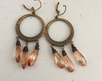 Downton Dangle Earring