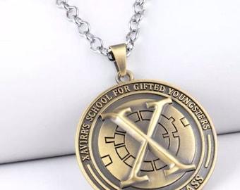X-Men Necklace