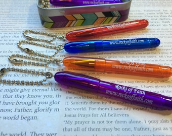 MINI PEN perfect for prayer boxes and journaling