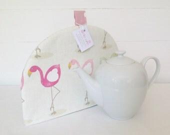 Flamingos Tea Cosy