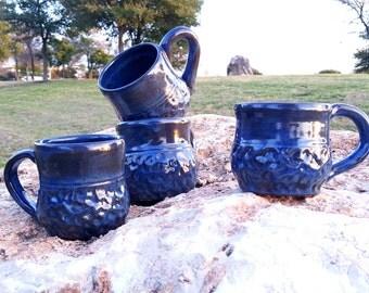 Loop Carved Mug