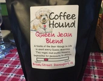 Custom Labeled Gourmet Coffee