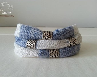Fabric bracelet, bracelet for women