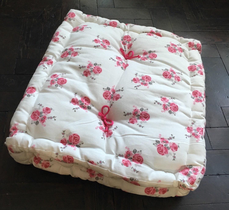 Floor Box Pillows : French mattress box cushion floor cushionbench cushion