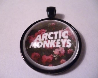 Arctic Monkeys necklace