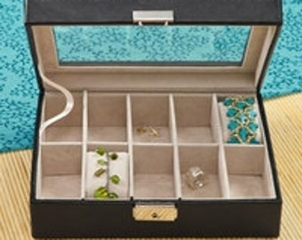Personalized Women's Jewelry Box          GC1083