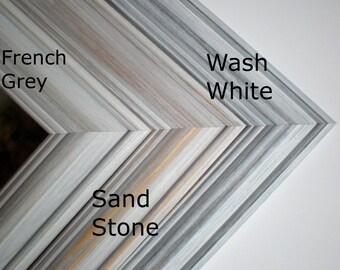 "Shabby chic frame Picture frame Wood frame distressed frame 8x10 "" rustic frame 20x25cm photo frame  pic frames woodworking RusticFrameShop"