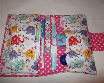 Diaper bag diaper bag elephant