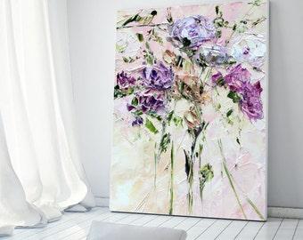 White Aster Flowers Etsy