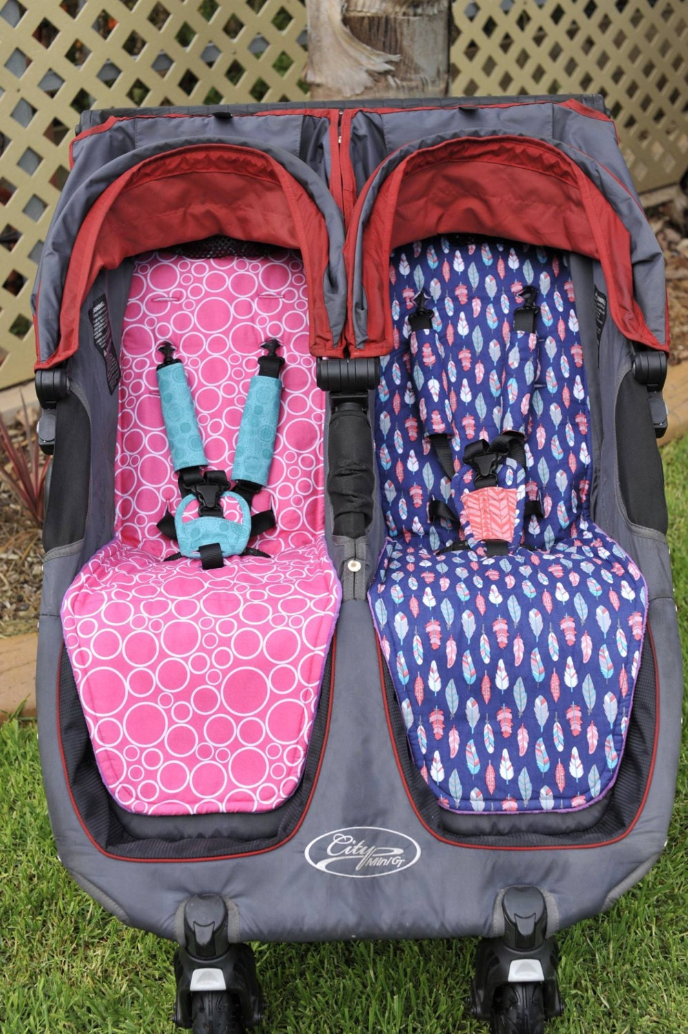 City Mini Gt Double Pram Liner Pattern Pdf Sewing Pattern For
