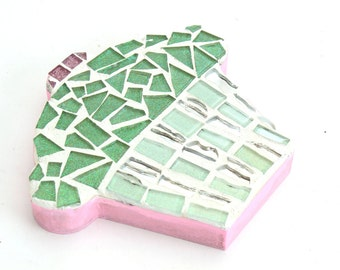 Cupcake Mosaic - Wall Art
