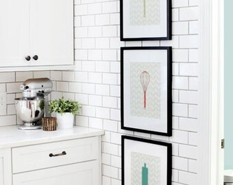 The Kitchen Print Collection