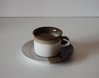 Vintage Hitkari tea cup and saucer