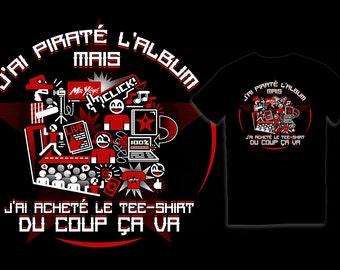 "Mr. Yang ""Pirate"" shirt"