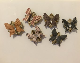 Butterfly Magnets (set of 6)
