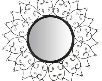 Decorative Web Wall Mirror [L87M]