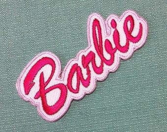 Barbie Patch/Barbie Applique
