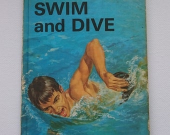 1970's Ladybird 'How to Swim and Dive'