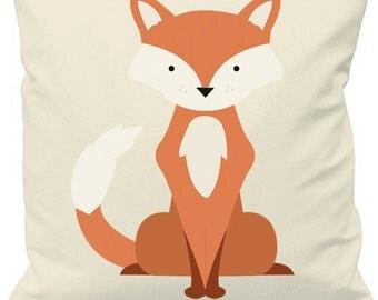 Mr Fox Cushion