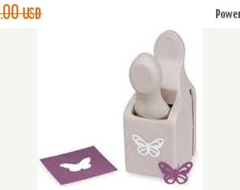ON SALE Monarch Butterfly Punch by Martha Stewart