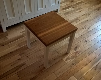 Side Table Cherry top