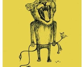 Little Lion (Gold)