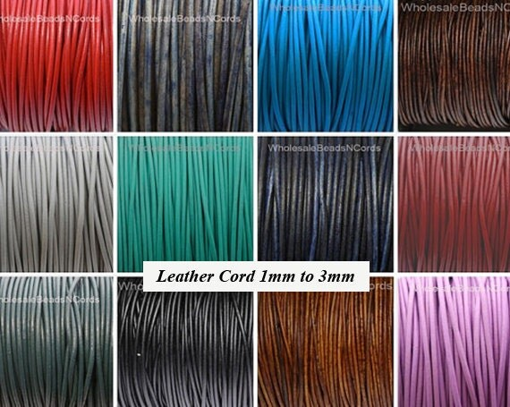 Making Natural Dyes For Leather