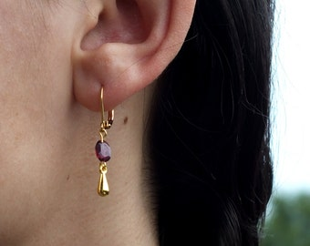 "Earrings ""Grenada"" // Tan Tao Jewels"