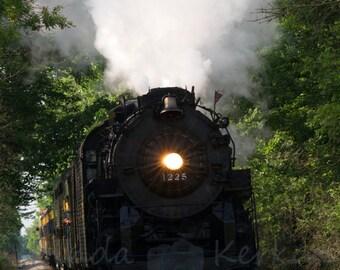 Steam Engine in Michigan