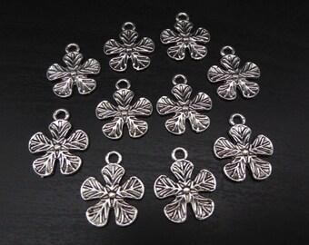 Charm Flower - 10 Pieces (CHFL)