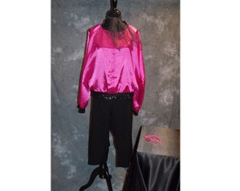 Pink Ladies / Grease / Sock Hop / 1950's Style Costume-XL-XXL (A100)