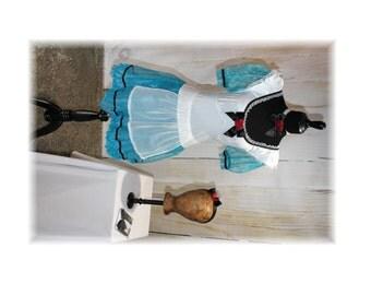 Fairytale / Alice / Lolita Costume-Medium-X-Large (E21)