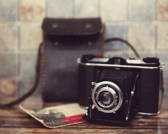 Ansco Speedex Camera