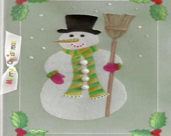 PP3 - Snowman (single pattern)