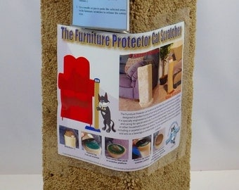 Kool Kitty Furniture Protector Scratcher *** FREE SHIPPING - US only ***