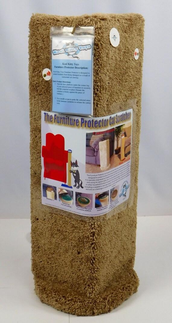 Kool Kitty Furniture Protector Scratcher FREE by KoolKittyToys