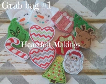 Christmas grab bag #1