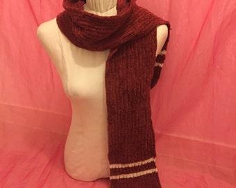 Vintage college scarf