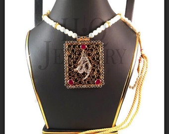 Kundan Necklace Allaha