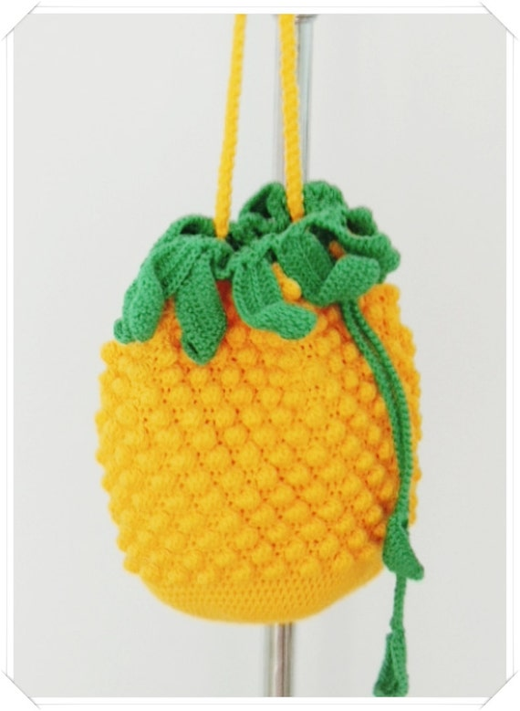 Crochet Bag, Crochet Crossbody Bag, Crochet Shoulder Bag, Crochet ...