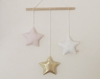 Hanging Star Mobile