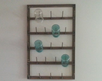 mason jar/ coffee cup holder