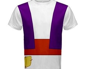 Men's Aladdin Inspired Disneybound Shirt